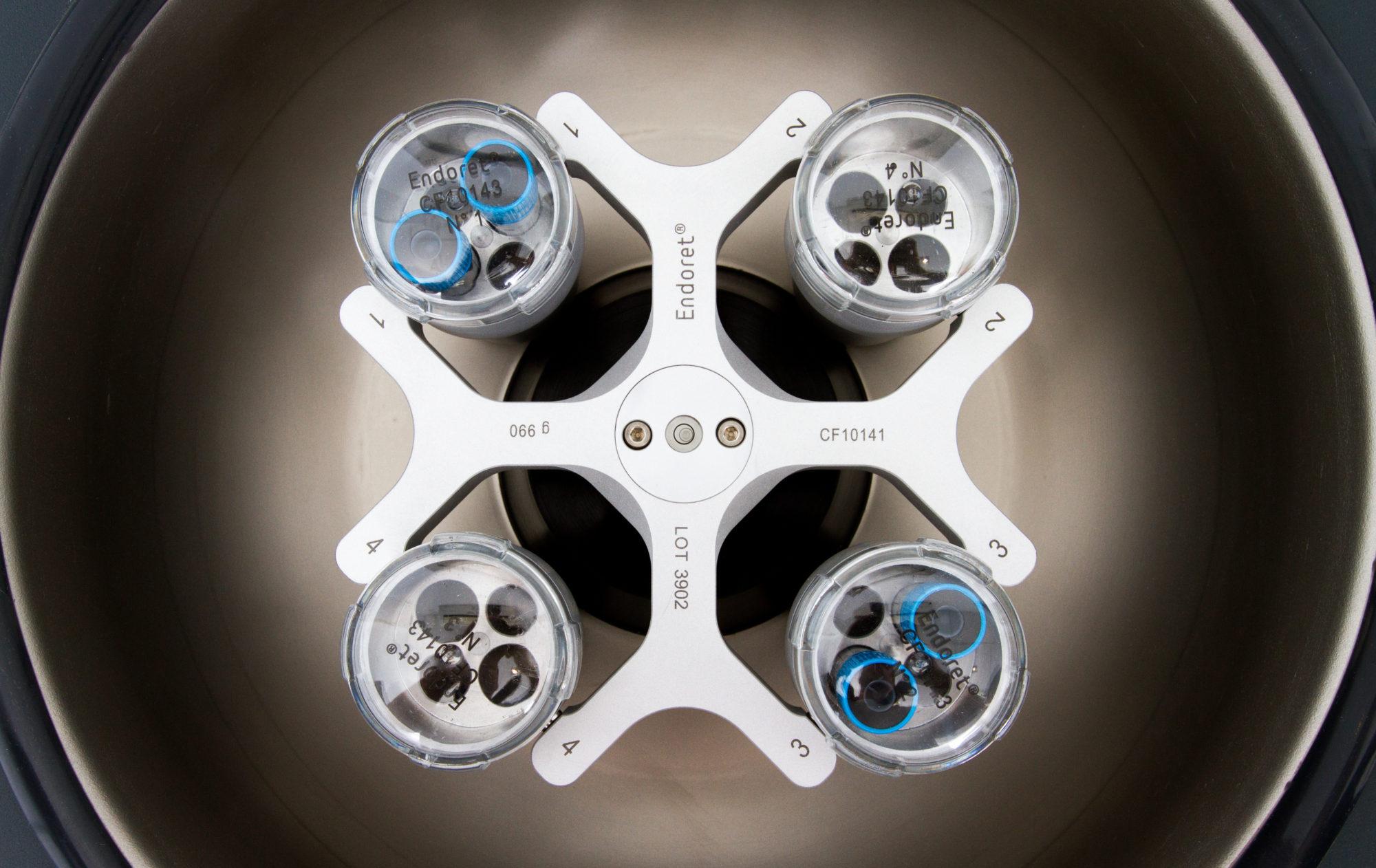 centrifugador